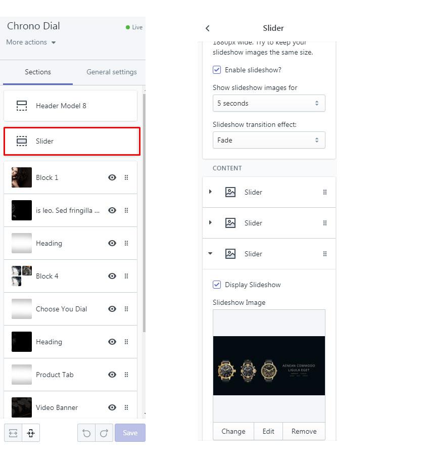 Chrono Dial - Responsive Shopify Theme